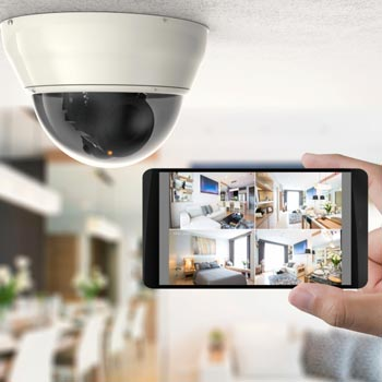 Caerwys home cctv systems